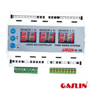 Gl-103 Üç Kanallı Kontrol Paneli