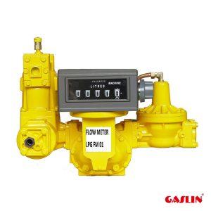 Mekanik Numaratörlü Lpg Gas Tanker Sayacı